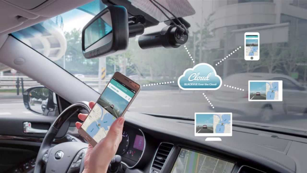 Check Out BlackVue Cloud at Cars@Expo Singapore 2015