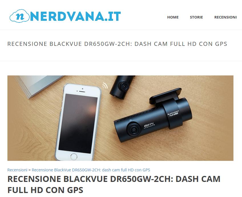 DR650GW-2CH & Power Magic Pro Review by Italian Tech Blog Nerdvana.IT