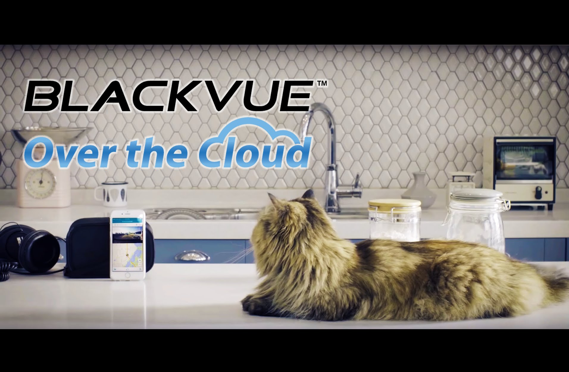 BlackVue Cloud First Promo Video
