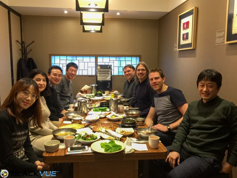 UK BlackVue Distributor NWX Visit to Seoul Headquarters