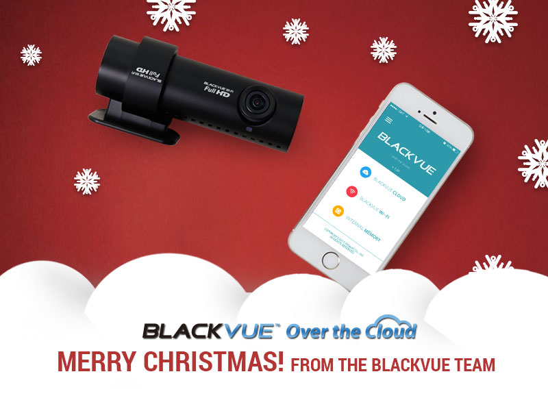 Merry Christmas from BlackVue