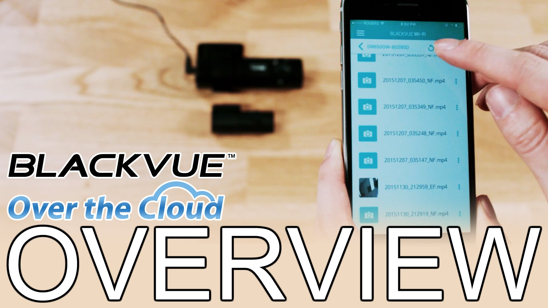BlackVue Cloud Quick Review with BlackboxMyCar.com