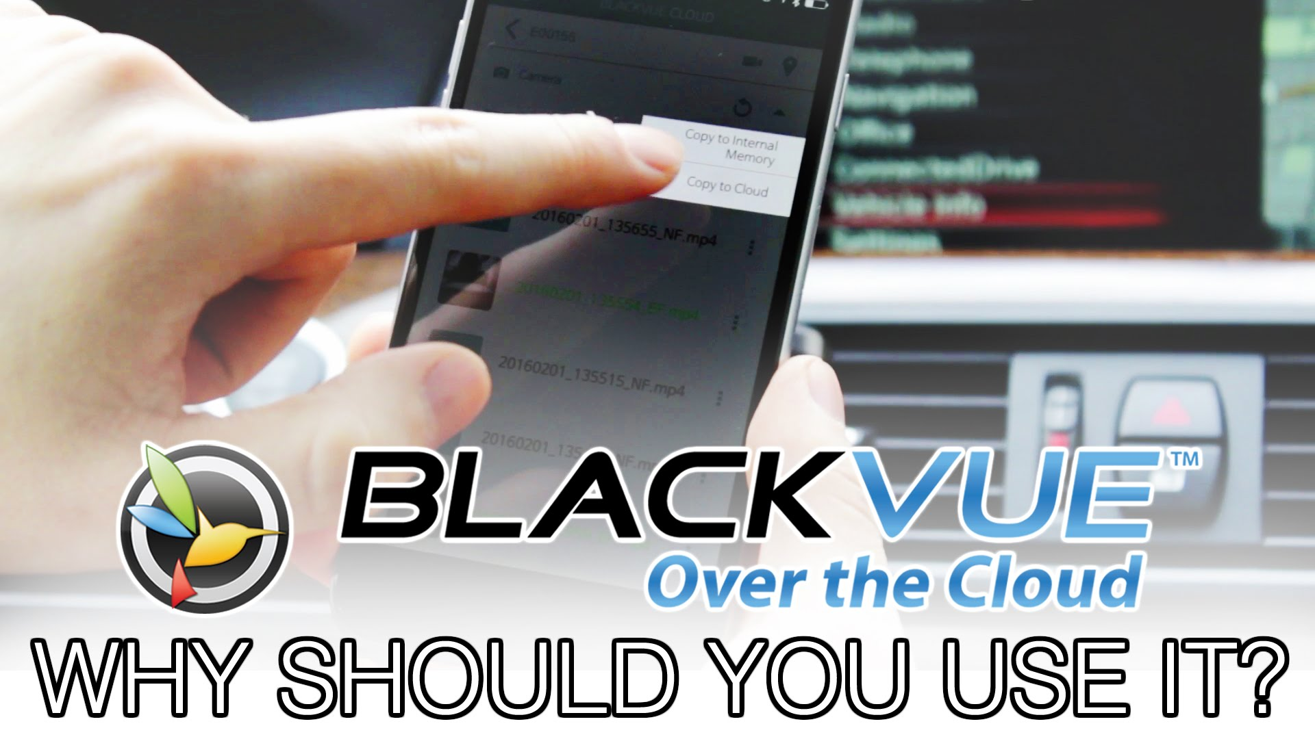 BLACKVUE OVER THE CLOUD – Why Should You Use It?