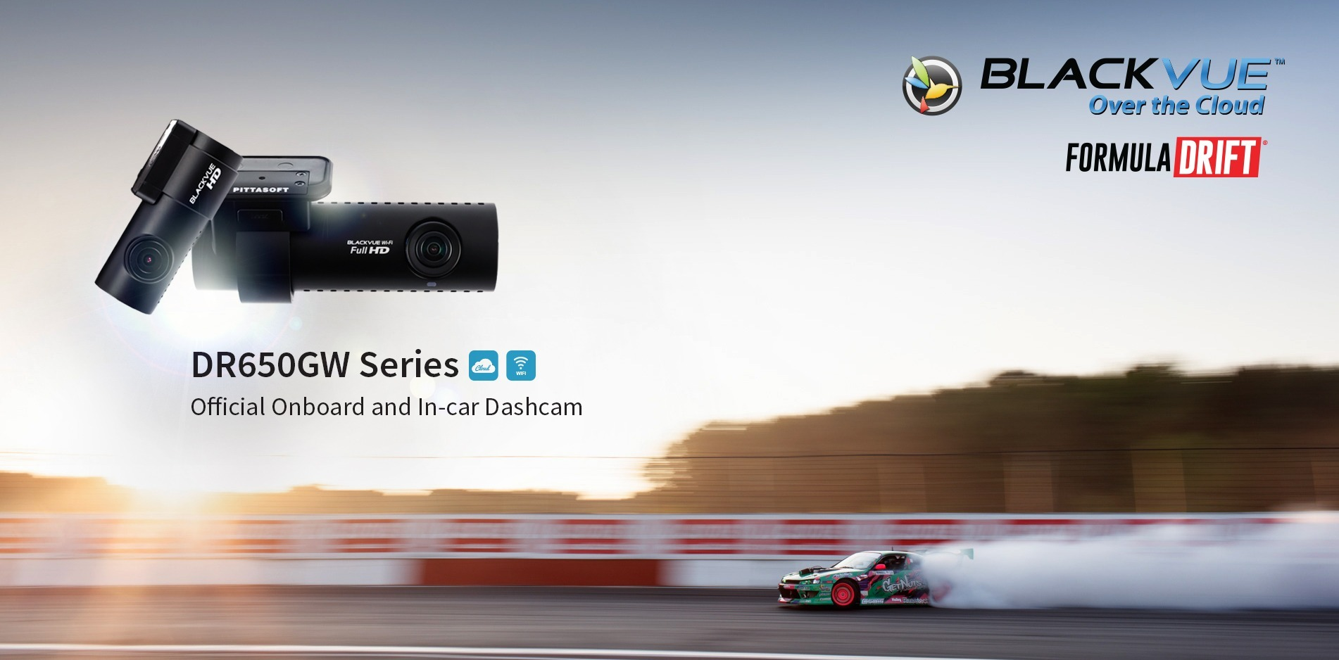 [Press Release] Formula Drift and BlackVue Sign Three Year Presenting Sponsorship Agreement