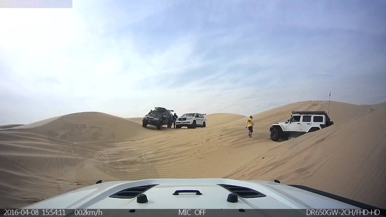 Awesome Trip in the Al Kamil Sand Dunes of Oman