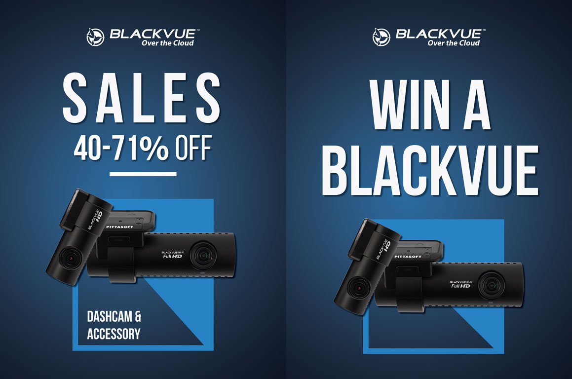 [Formula Drift Long Beach] BlackVue On-Site Sales and Giveaway Event