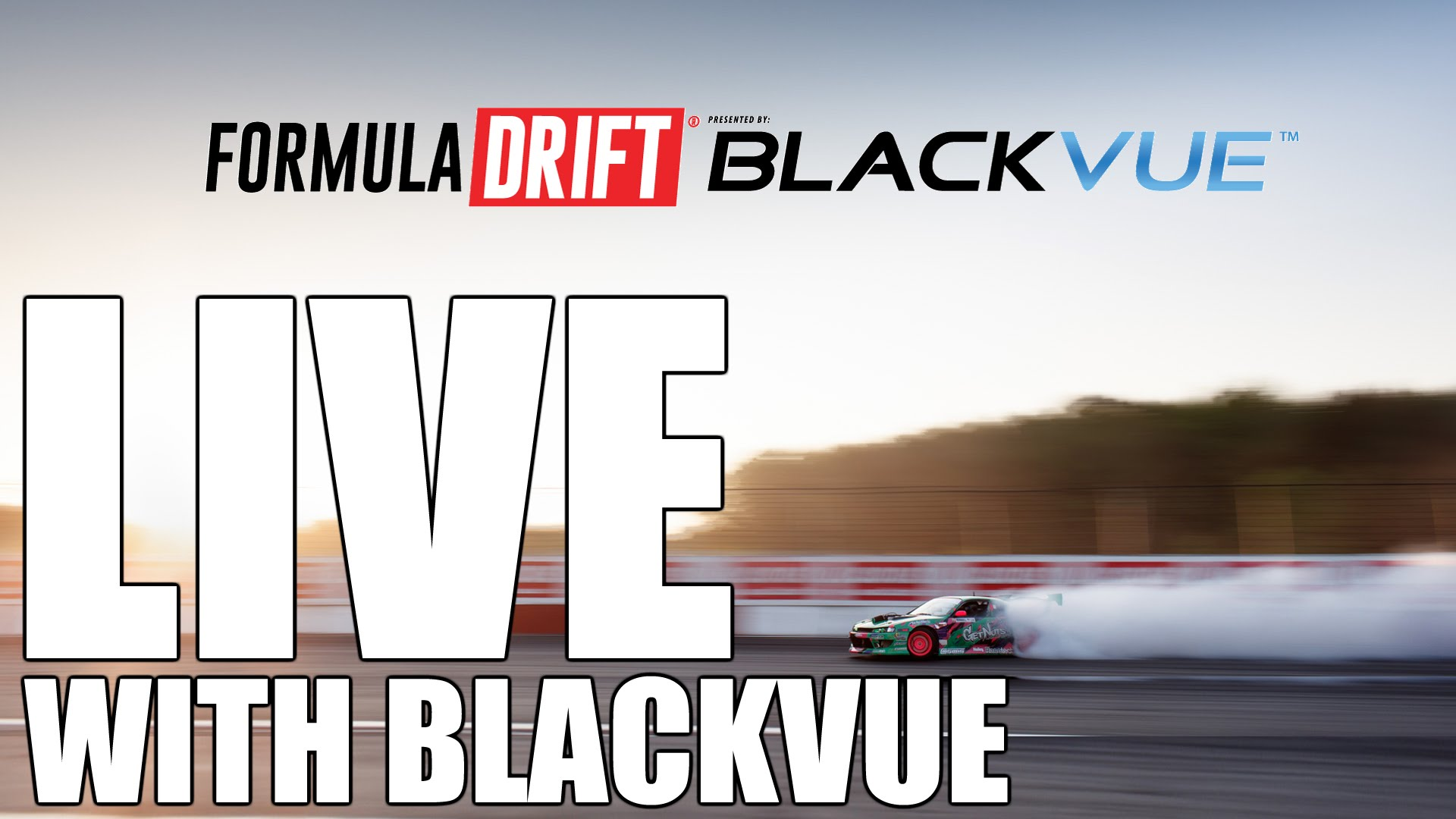 BlackVue Cloud Formula Drift and Unlimited Live View Weekend
