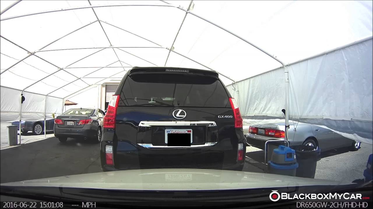 California Lexus dealership staff caught stealing money on BlackVue dashcam