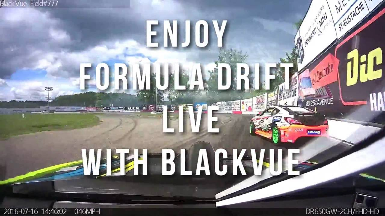2017 Formula Drift Starts In Long Beach (Unlimited Live View)