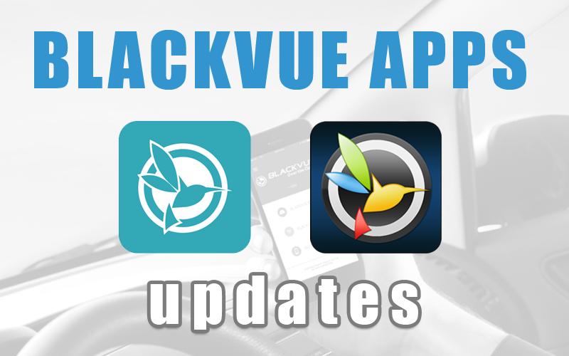 "App Name Changes: ""BlackVue C"" becomes ""BlackVue"""
