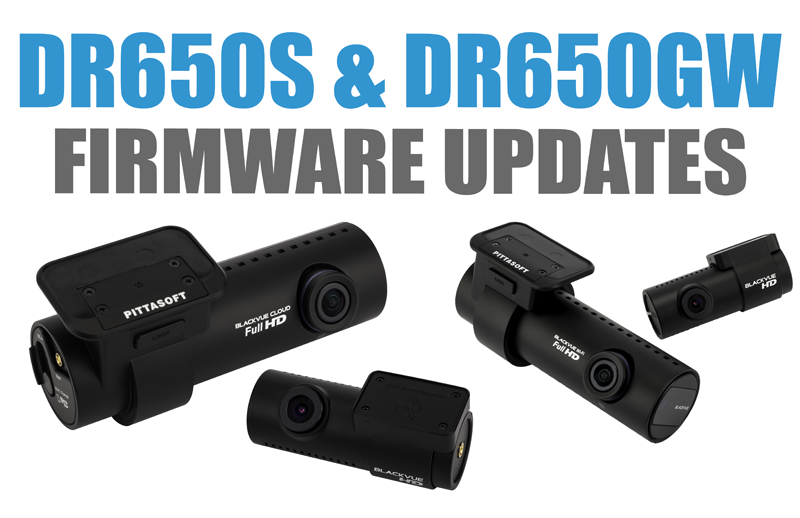 [Firmware Update] DR650S (v1.002) and DR650GW (2.007)