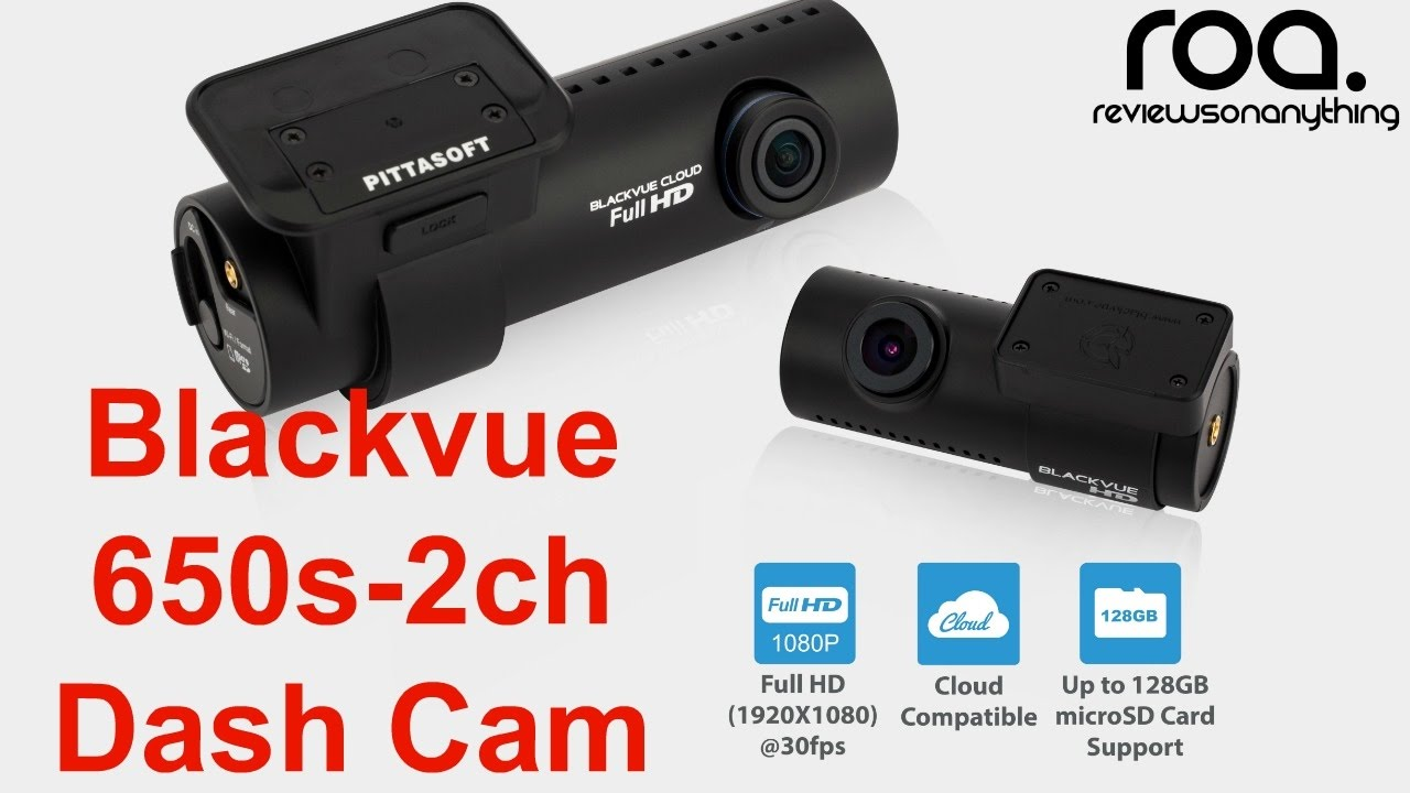 Video Review of BlackVue DR650S-2CH + PMP by ReviewsOnAnything
