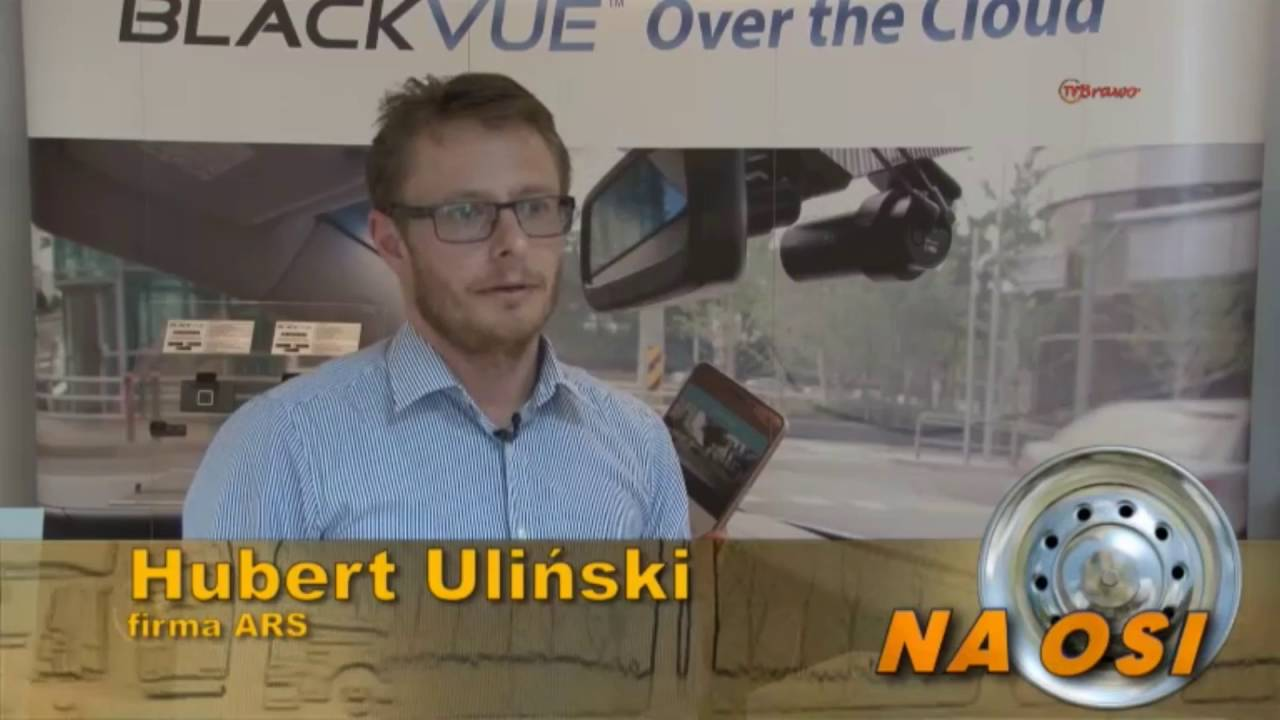 "BlackVue in Polish TV ""NA OSI"" [ENG SUB]"