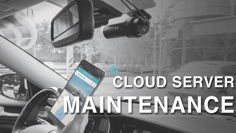 [ANNOUNCEMENT] Cloud Server Maintenance