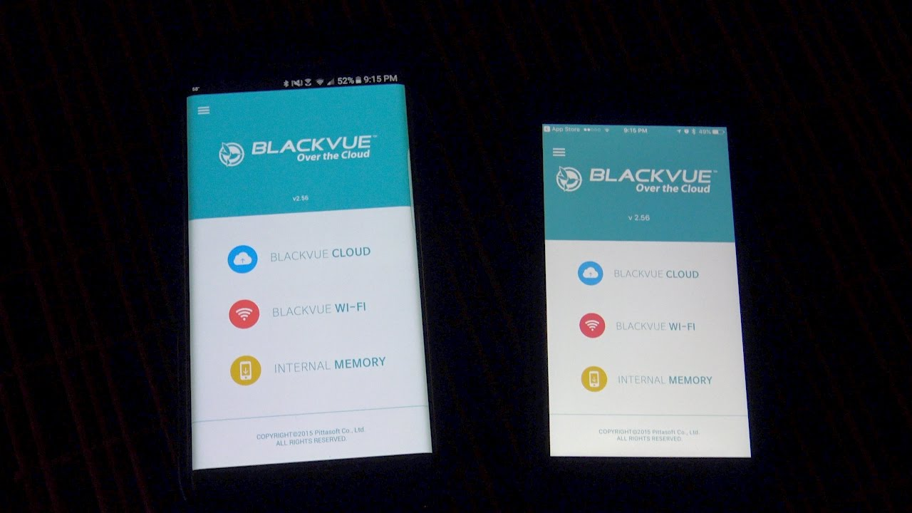Video Guide to the BlackVue App & Viewer