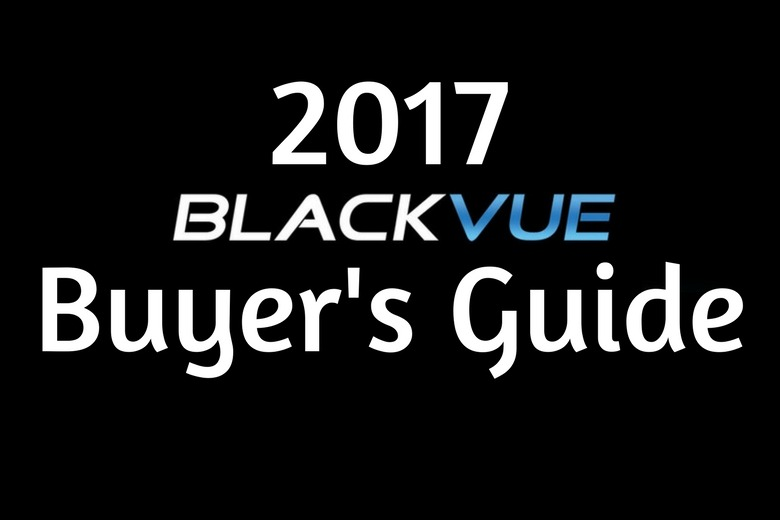 The Dashcam Store's Comprehensive Guide To All BlackVue Models