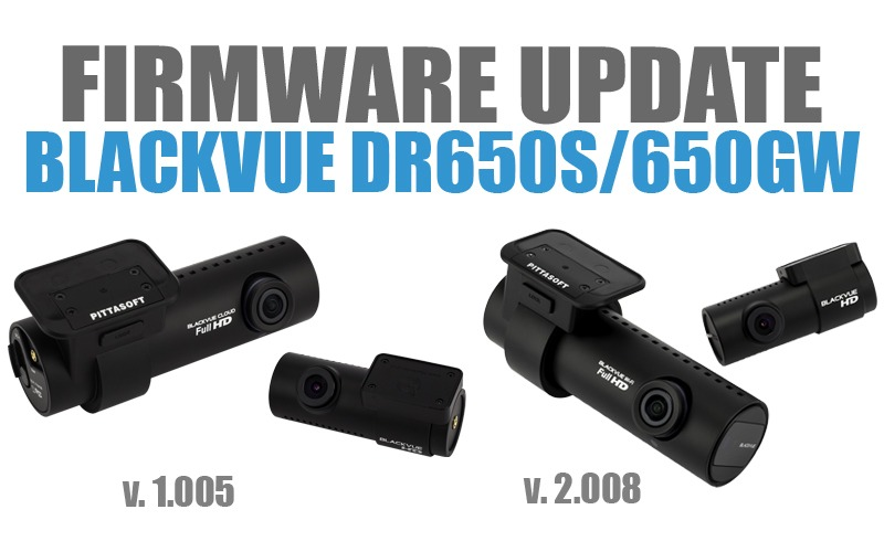 [Firmware Update] DR650S/DR650GW Cloud Series