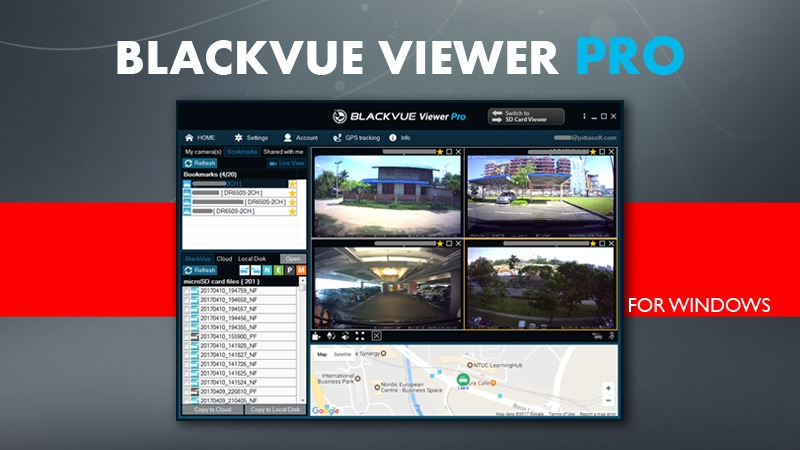 [Software Release] BlackVue Viewer Pro for Cloud Business Account