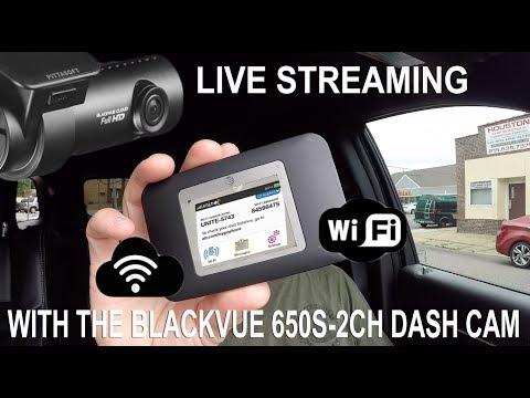 How To Livestream To Facebook Via Your DR650S-2CH Dashcam?