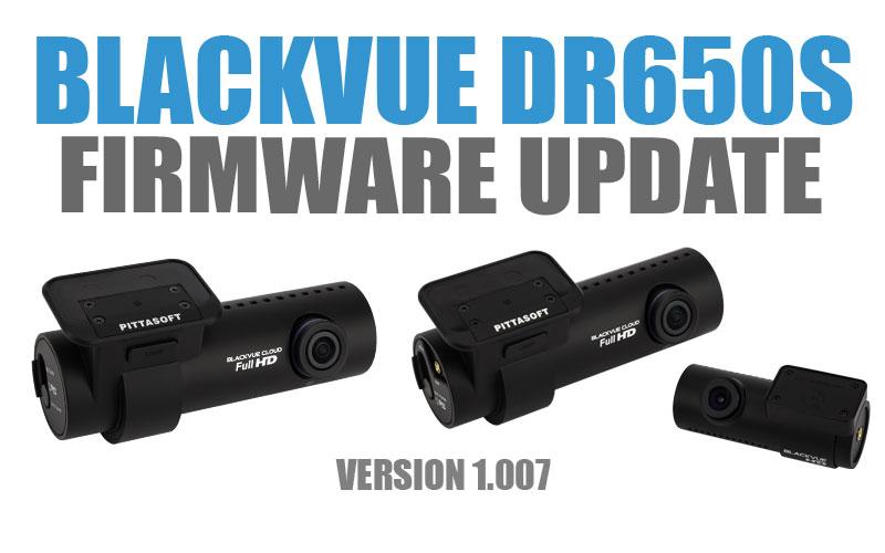 [Firmware Update] DR650S Series Version 1.007