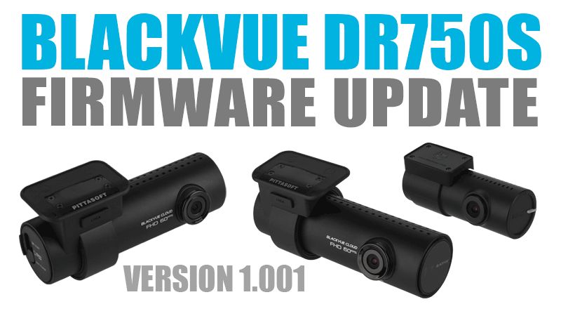 [Firmware Update] DR750S Series Version 1.001