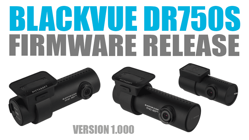 [Firmware Release] DR750S Series Version 1.000