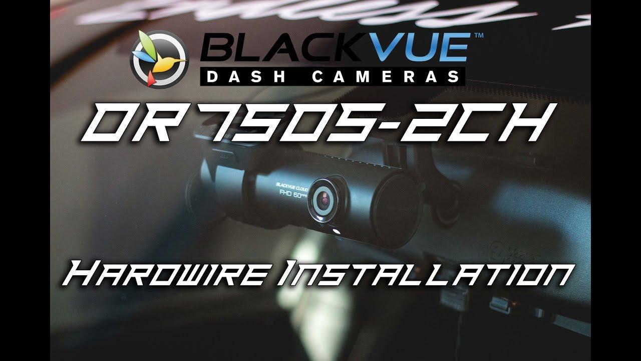 BlackVue DR750S-2CH Hardwire Install In Subaru WRX