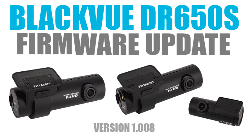 [Firmware Update] DR650S Series Version 1.008