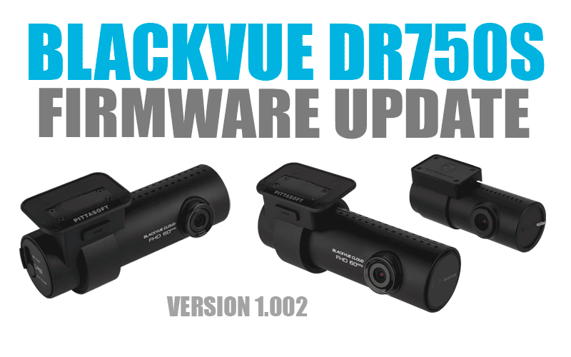 [Firmware Update] DR750S Series Version 1.002
