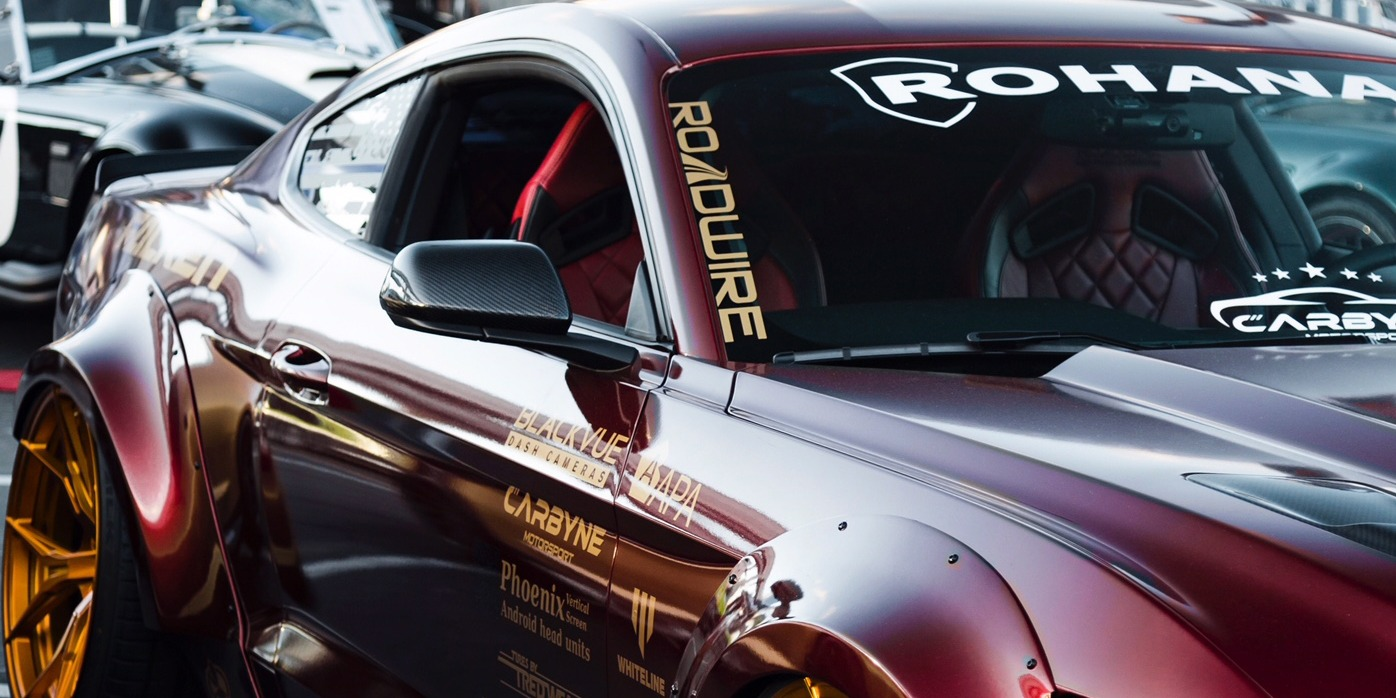 [GALLERY] Cars Sporting BlackVue Dashcams At SEMA 2017