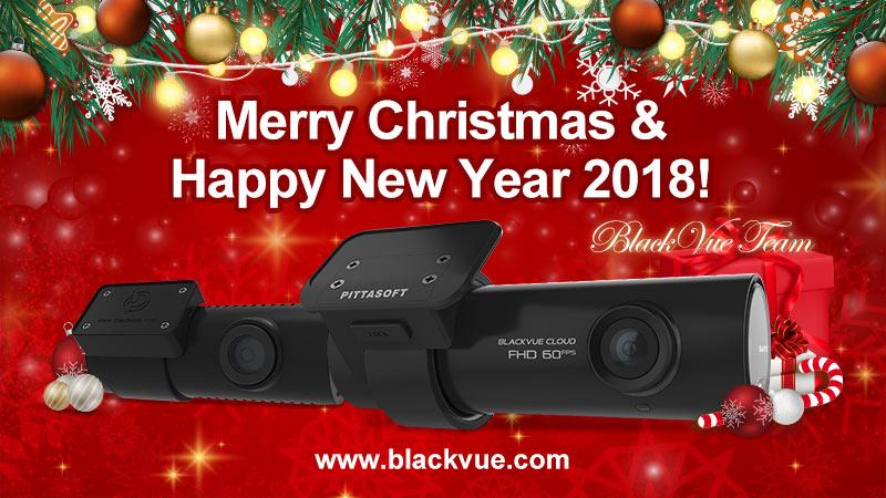 Season's Greetings from BlackVue