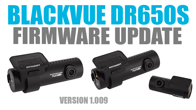 [Firmware Update] DR650S Series Version 1.009