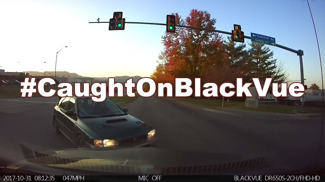[Caught on BlackVue] Head-on Collision Captured By Dash​​​​cam