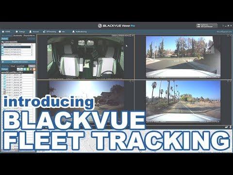 [Video] Introducing BlackVue Fleet Tracking
