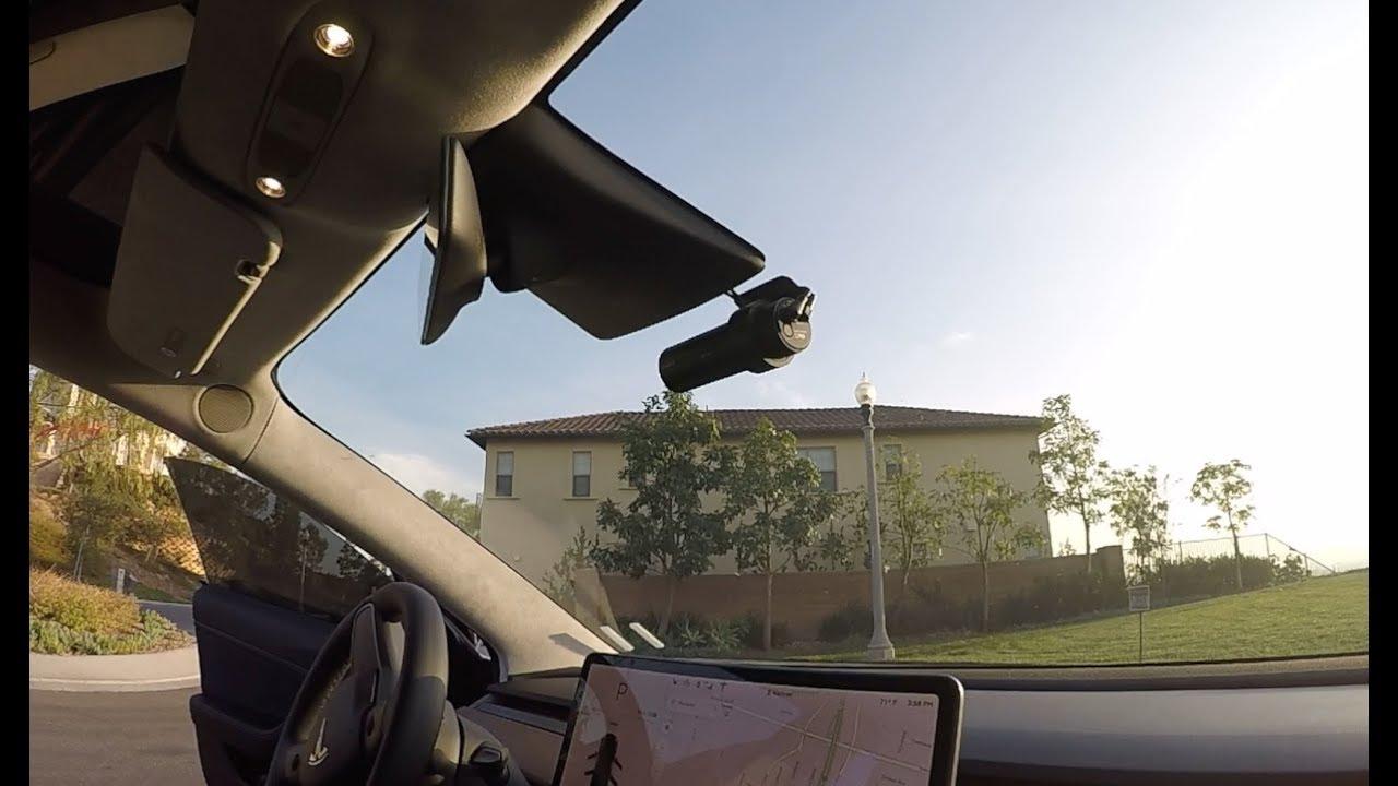 BlackVue DR750S-2CH Install In Tesla Model 3