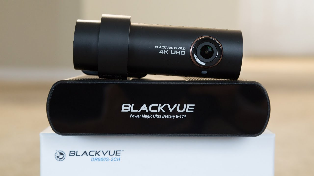 Blackvue DR900S-2CH 4K Dashcam Overview & Initial Impressions