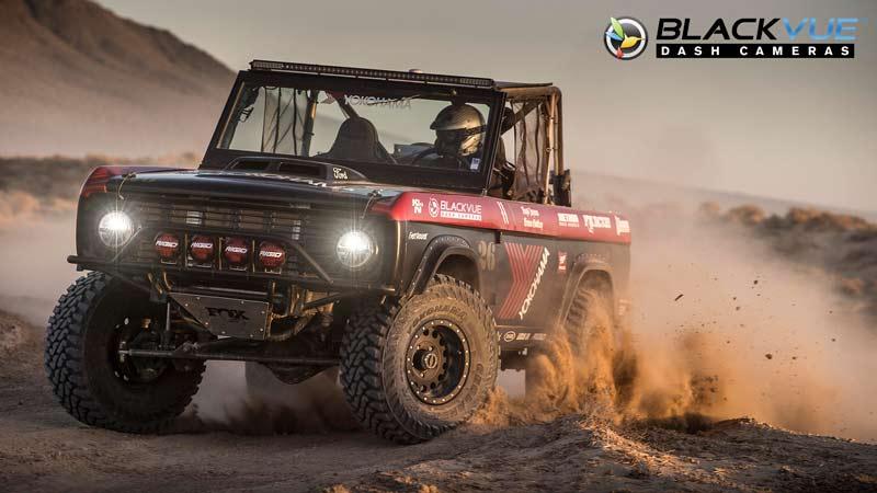 BlackVue Sponsors Caballo Del Diablo For NORRA Mexican 1000 Off-Road Race