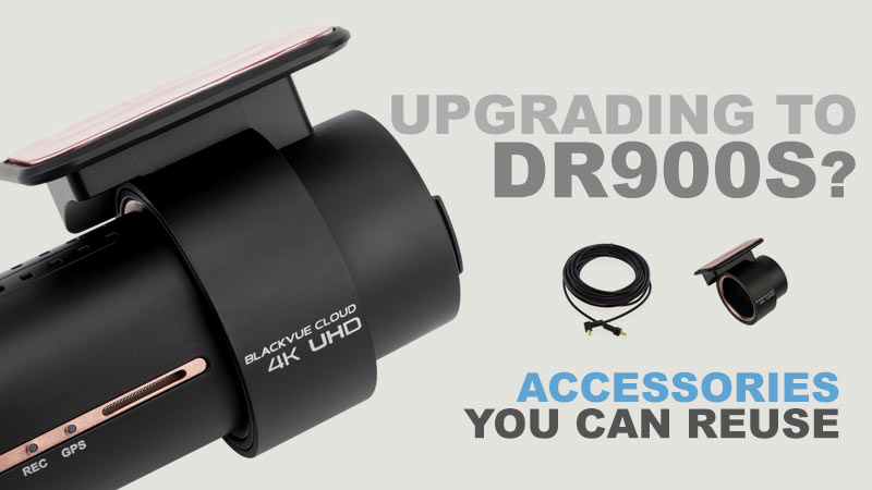 Upgrading to DR900S Series? See Cables and Accessories Compatibility
