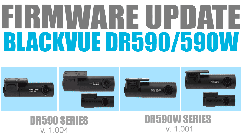 [Firmware Update] DR590W Series (v.1.001) and DR590 Series (v.1.004)