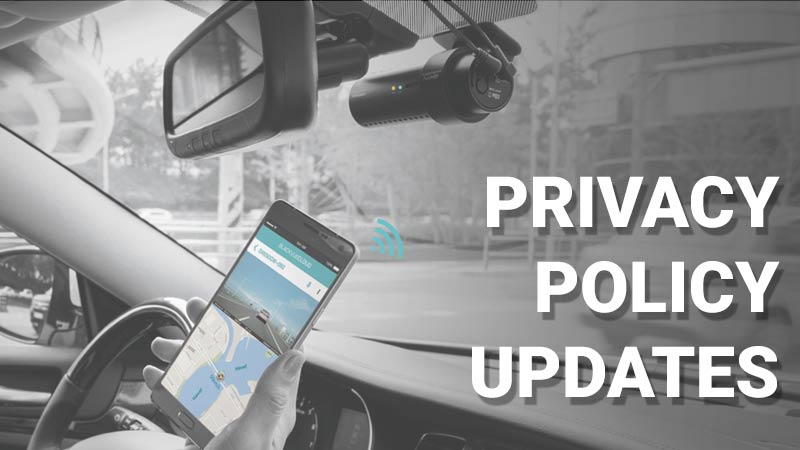 [Announcement] BlackVue Privacy Policy Update