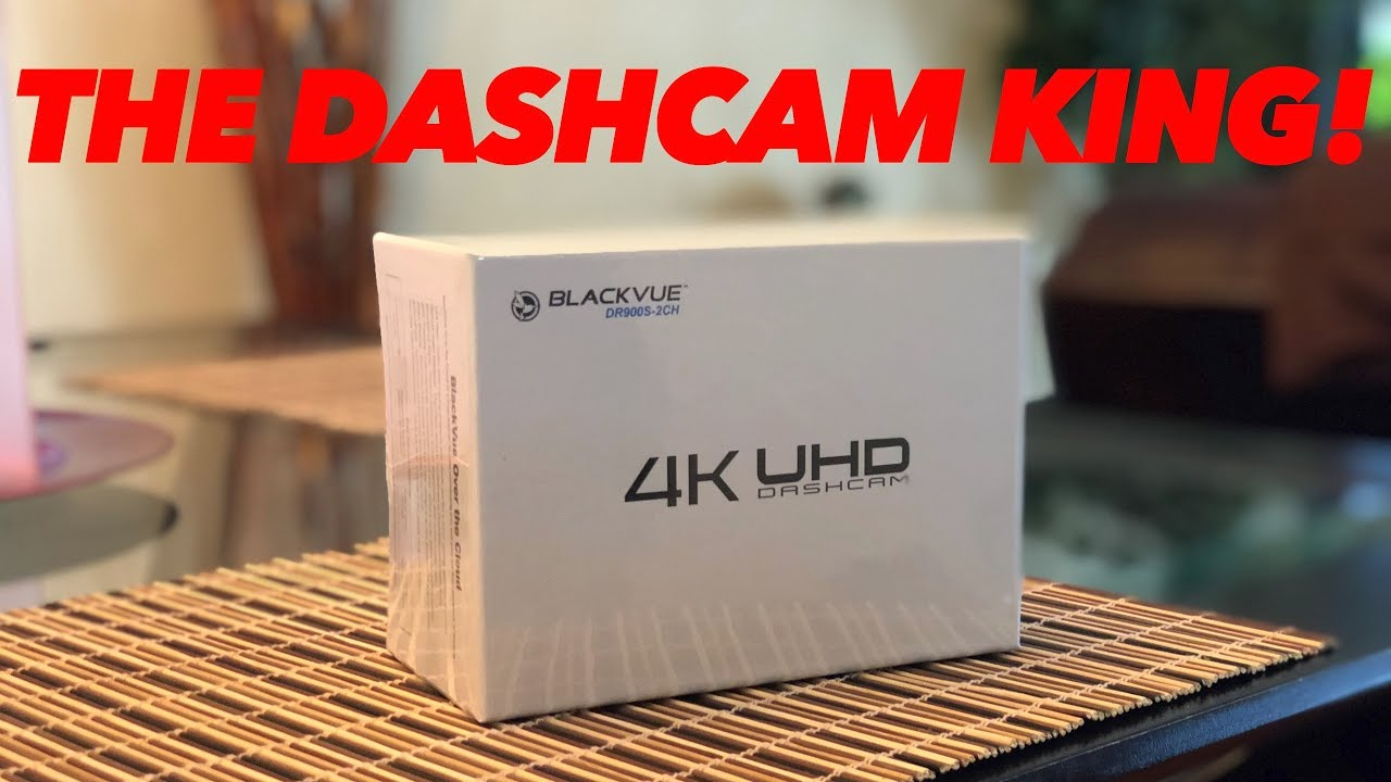 BlackVue DR900S-2CH 4K UHD Dashcam Review By 16P51-GT