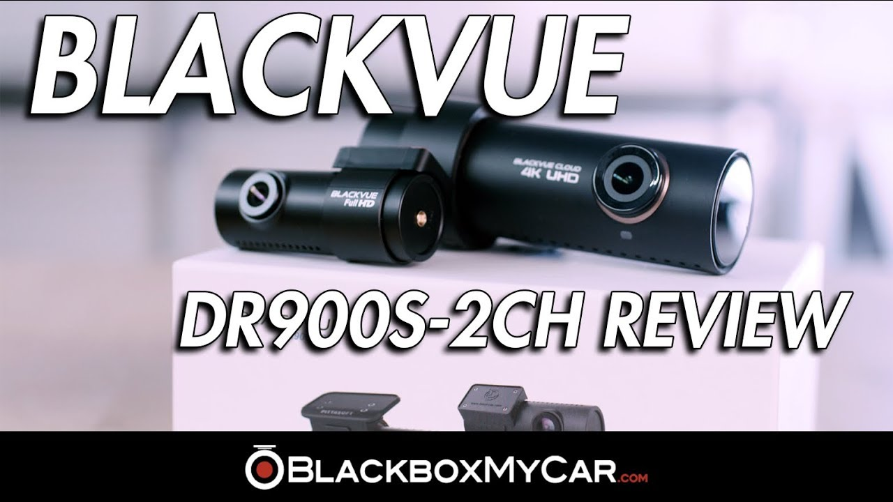 BlackVue DR900S-2CH Dashcam Review By BlackboxMyCar