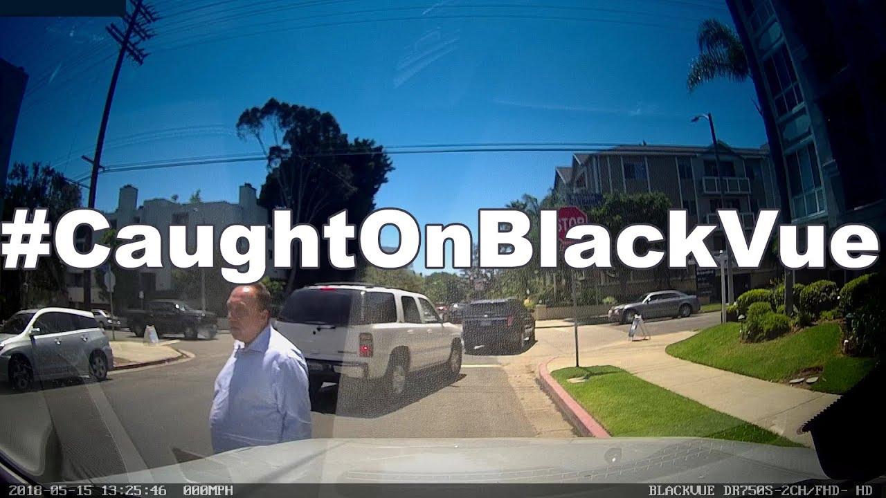 Insurance Scam Attempt #CaughtOnBlackVue