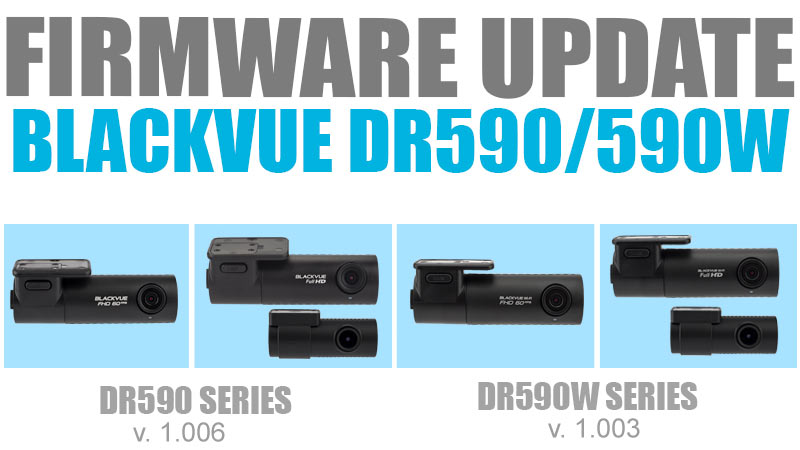 [Firmware Update] DR590W Series (v.1.003) and DR590 Series (v.1.006)