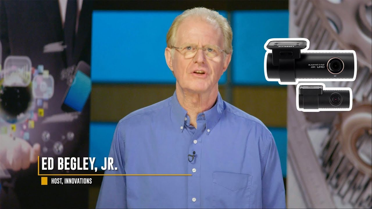 BlackVue featured in Innovations with Ed Begley Jr.