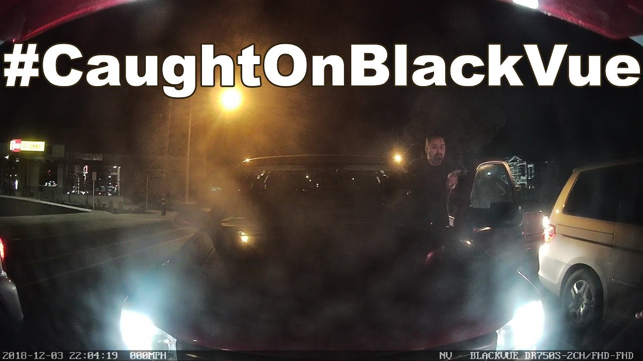 Road Rage Turns Into $2,400 In Vandalism #CaughtOnBlackVue