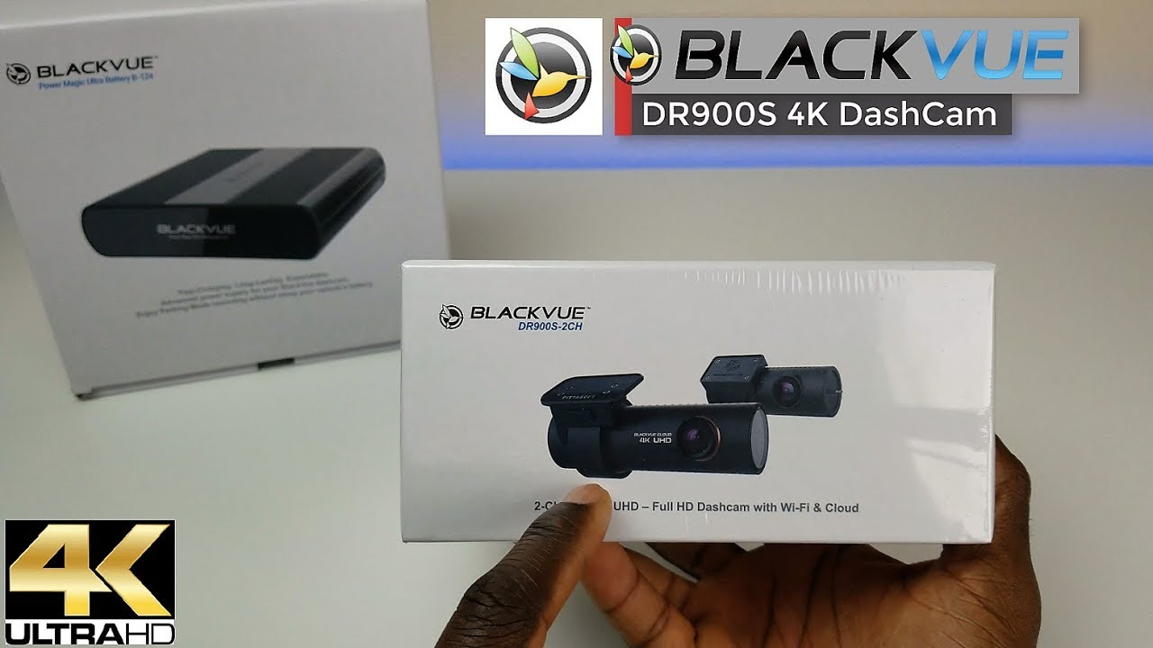 DR900S-2CH And Power Magic Ultra Battery – Unboxing, Setup, Review In 4K