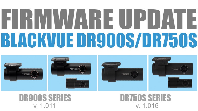 [Firmware Update] DR900S (1.011) DR750S (1.016) with IR Support, SD Card Failure Alert