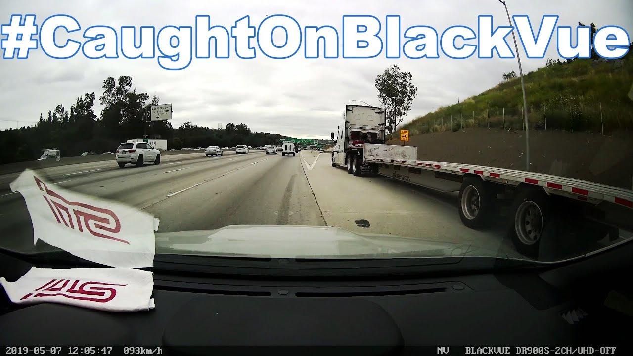 Three Close Calls #CaughtOnBlackVue