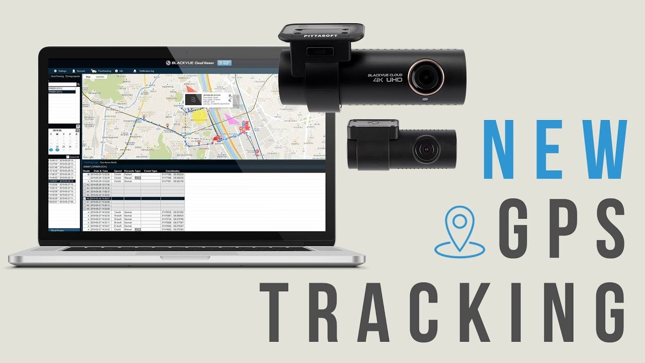[Cloud Plans – Fleet Tracking] New GPS Tracking Adds Tons of Enhancements